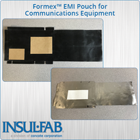Success Story: EMI Shielding for Communications Equipment