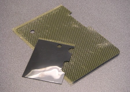 electronics fabrication material